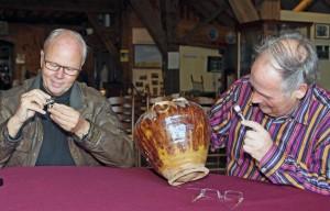 Herfstfair Rein Lotterman en Jaap Bonhof